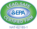 Lead-Safe Certified Firm.